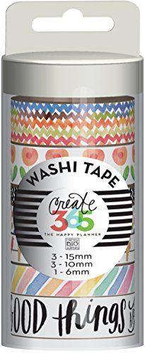 Me and My Big Ideas Washi Tape Tube, Good Things Me & My ... http://www.amazon.com/dp/B01BUL8Z7C/ref=cm_sw_r_pi_dp_pLSnxb08EZFRN