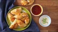 Kolbászos-rántottás falatkák Pretzel Bites, Bread, Ethnic Recipes, Food, Meal, Essen, Hoods, Breads, Meals