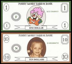 """can be used as reward system """"Big Bucks"""" OR FOR COUNTING MONEY IN LOWER GRADES"""