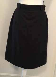 Just M&s Size 22 Grey Checked Pull On Skirt Bnwt Length 19 Inches Bnwt Women's Clothing