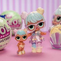 As irmãs Bon Bon e Lil Bon Bon já fazem parte da tua colecção? #LOLsurprise #lolsurprisedolls #comunidadelol #collectlol #dolls #doll #bonecas #boneca #brinquedos #brinquedo #toy #toys #collect #LOLSurpriseSerie2 #colecçao