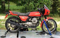 Moto Guzzi V50 Monza   eBay