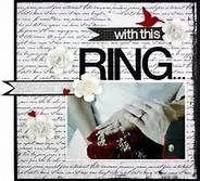 Creative Memories Page Layouts Wedding - Bing Images