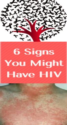 6 Signs You Might Have HIVWhile it maybe some of the deadliest and scariest diseases circulating the globe, it also occurs to be one that's making leaps and bounds with regards to finding a treatment. Most men and women who turn out to be being identified with HIV say that they felt flu like signs within a month or two, nonetheless for others Herbal Remedies, Natural Remedies, Health Tips, Health Care, Women's Health, Workouts For Teens, Yoga Workouts, Exercises