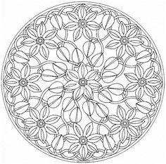Mandala 639