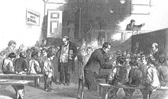 Education for the poor - Ragged Schools