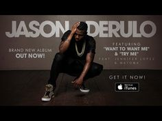 """Jason Derulo - """"Try Me"""" ft. J.Lo & Matoma (Official Audio) - YouTube"""