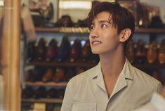 Tvxq Changmin, Actor Model, Boyfriend Material, Dancer, Kpop, Actors, Life, Color, Actor