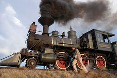 railroad, Santa Fe Southern Railway, Reader Railroad No. 2, steam locomotive, Appaloosa, western mov