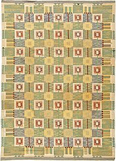 Swedish Flat Weave (Maskrosen) by Ethel Halvar Andersson BB5685