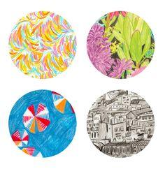 Leenykova Colored Pencils, Design Inspiration, Illustration, Art, Drawings, Colouring Pencils, Art Background, Kunst, Illustrations