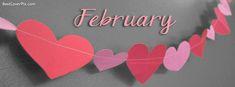 Hearts ~ February ~ FB Cover