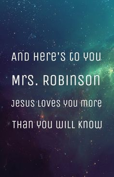 Mrs. Robinson | Simon and Garfunkel 1968