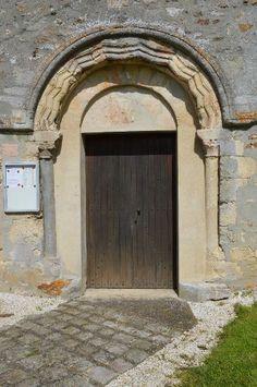 Eglise Saint-Germain te Bézu-Saint-Germain (Aisne 02)