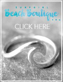 Spindrift Jewellery at the Beach Boutique, lush!