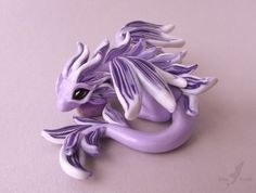 Purple Rainbow Dragon by DragonsAndBeasties on deviantART