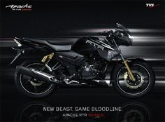 TVS Apache RTR 180 Price & Specifications in India