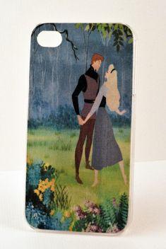 Disney iPhone case - Sleeping Beauty Fairy Tale iPhone 4/4s case, iPhone 5 case - Custom iPhone case on Etsy, $12.00 LOVE THIS!!!!!!