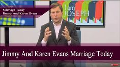 """Jimmy And Karen Evans Marriage Today - """" Discover Your Dream """" Part 2"""