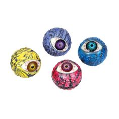 Spooky Bouncy Eye Ball (1 Ball) at theBIGzoo.com