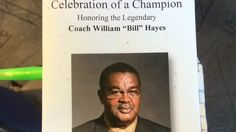 I couldn't help but notice the emotion that was over flowing toward Bill Hayes…
