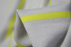 Lime Line - Jersey - Tessuti Fabrics - Online Fabric Store - Cotton, Linen, Silk, Bridal & more