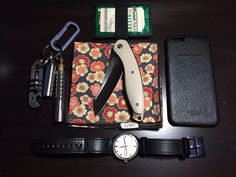 Weekend Carry