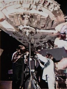The Making of STAR WARS (1977) | album 3 of 4 - Album on Imgur