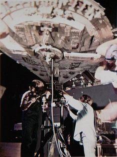 The Making of STAR WARS (1977) | album 3 of 4 - Album on Imgur