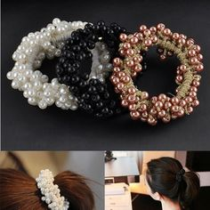 Apparel Accessories Friendly Womens Scrunchies Snake Print Elastic Hair Bands Ladies Stretch Pontail Holder Rubber Band Hair Tie Headwear Hair Accessories Attractive And Durable