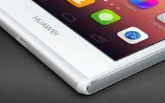 Finalmente lo straordinatio Huawei Ascend P7 in un video #android #huawei #smartphone