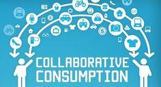 Collaborative consumption: The new sharing economy #Sharing #economy #socialflo