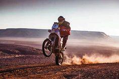 Chavo Salvatierra Dakar @chavo_mx1