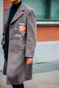 #StreetStyle: Milan Fashion Week Men's 2018 - Street Style Milan Fashion Week Mens 2018 | Galería de fotos 68 de 103 | VOGUE