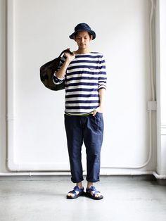 แต่งตัวคุมโทนให้ดูดีตาม สไตล์หนุ่มญี่ปุ่น (สไตล์#28) - ShopSpot