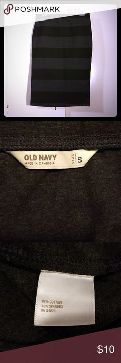 Old Navy pencil skirt NWOT. Never washed/worn. 24 inches long. Old Navy Skirts Pencil