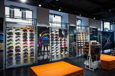Design showcase: Runners Point new store format set for rollout - Retail Design World