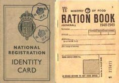 rationing during 1940s essay Figure 1--even america introduced food rartioning during world war ii rationing was light buy europen standards, but many products like bread, meat and sugar were rationed.