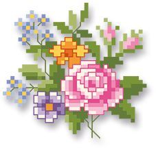 Mini Cross Stitch, Cross Stitch Heart, Cross Stitch Cards, Beaded Cross Stitch, Cross Stitch Flowers, Cross Stitching, Cross Stitch Embroidery, Cross Stitch Designs, Cross Stitch Patterns