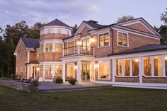 Exterior Photos Shingle Style Exteriors Design, Pictures, Remodel, Decor and Ideas - page 5