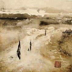 I hear the water dreaming - Li Chevalier -