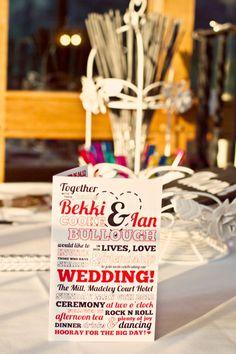 A Red and White Polka Dot Kind Of Wedding!   Love My Dress® UK Wedding Blog