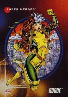 Rogue X-Men Cartoon | Need someone to make me a Rogue (x-men)Catsuit.