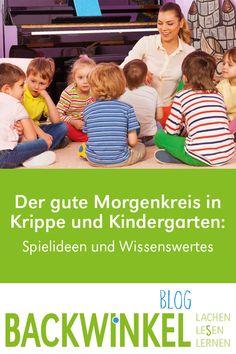 Morgenkreis in Kindergarten Adhd Kids, Parenting Hacks, Goals, Education, Children, Blog, Tips, Collections, Beautiful