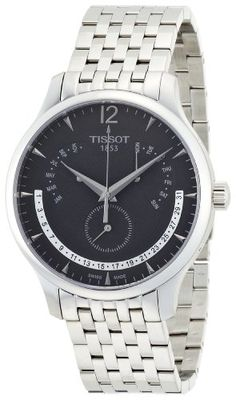 Tissot Men's T063.637.11.067.00 Anthracite Dial Watch *** Be sure to check out this awesome product.