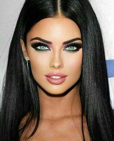 Most Beautiful Eyes, Stunning Eyes, Amazing Eyes, Dead Gorgeous, Hello Beautiful, Girl Face, Woman Face, Brunette Beauty, Hair Beauty