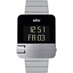 Braun Men's Prestige Digital Watch BN0106SLBTG With Stainless Steel Bracelet: Amazon.co.uk: Watches ¥56,000