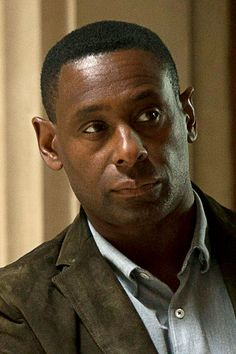 David Harewood (December British actor, o. known from the series 'Homeland'. Uk Actors, British Actors, Actors & Actresses, Claire Danes, David Harewood, Bagdad, True Detective, First Tv, Man United