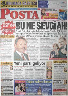 Posta gazetesi 9 temmuz 2002