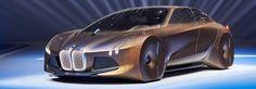 BMW faz 100 anos e lança conceito revolucionário sobre o carro do futuro - TecMundo
